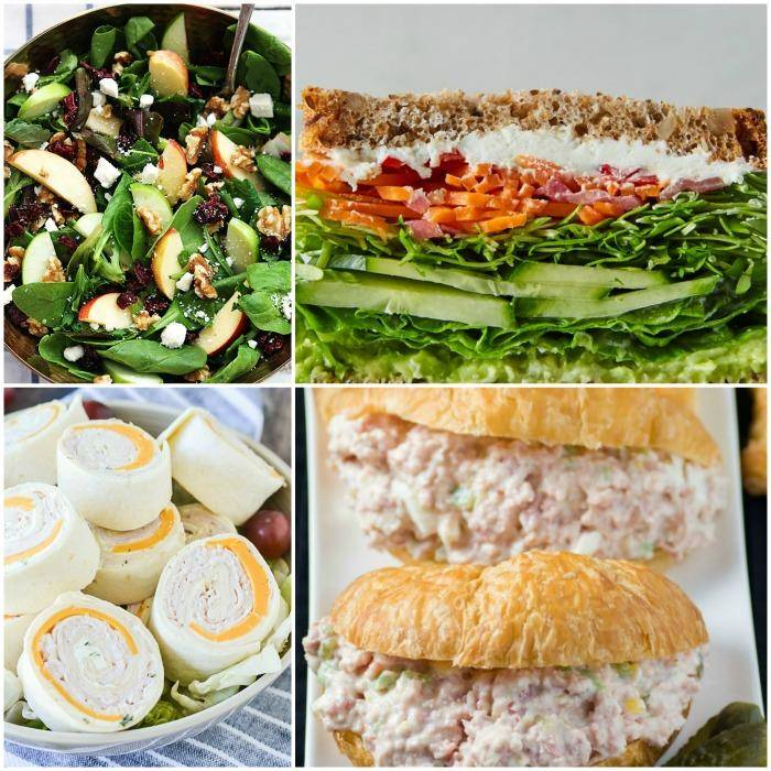 No Bake Salad Recipes
