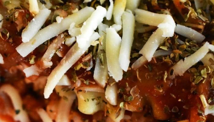 Instant Pot Lasagna Recipe Featured