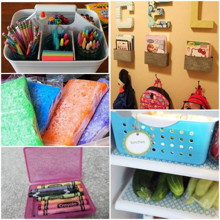You'll love these 25 Smart Back to School Organization Ideas You Need