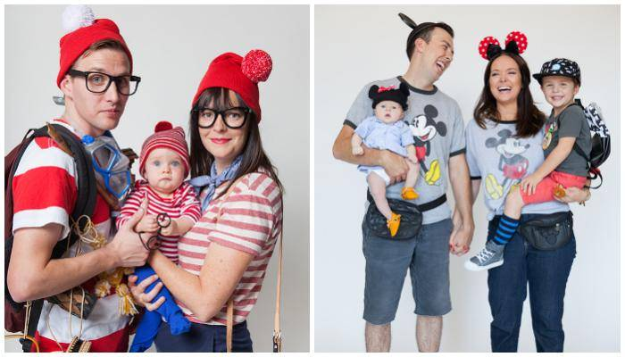 Diy Family Halloween Costumes.17 Creative Family Halloween Costume Ideas Passion For