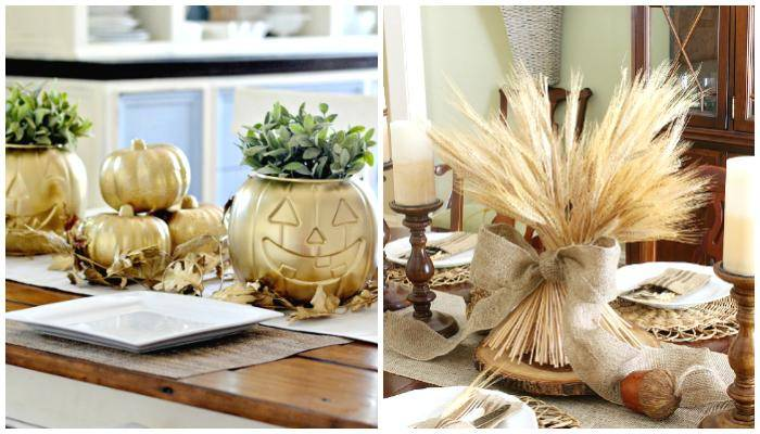 30 Creative Dollar Store Fall Decor Ideas Anyone Can Make