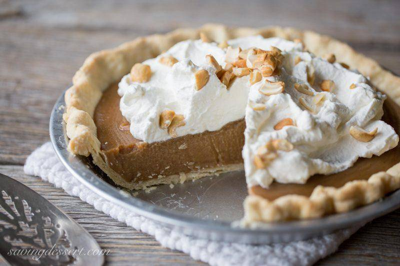 Butterscotch Pie Thanksgiving Pie Recipes for Dessert