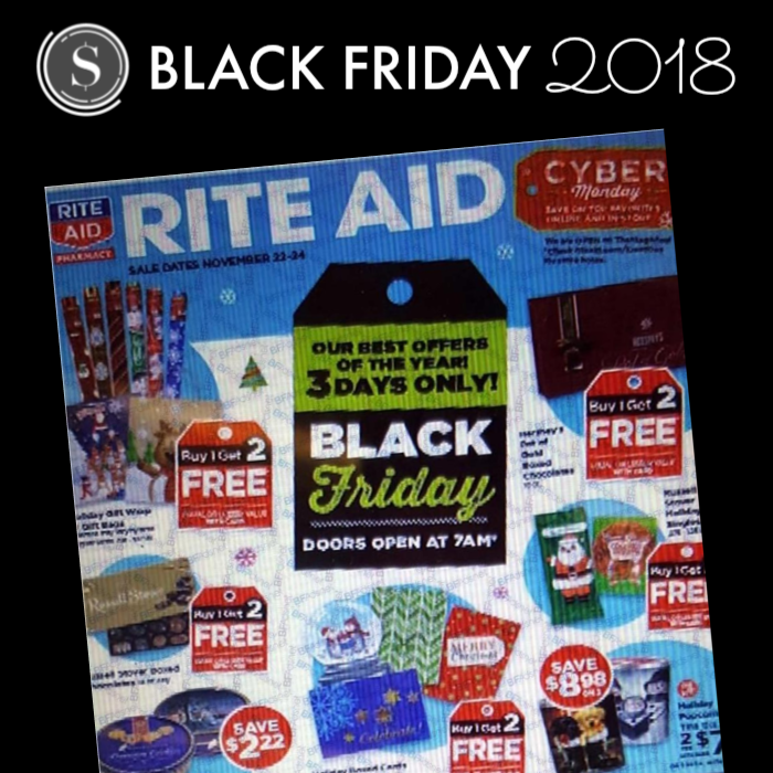 Rite Aid Black Friday Ad 2018 | The Best Deals & Ad Preview LIVE NOW!