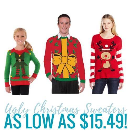 Cheap christmas sweaters for sale