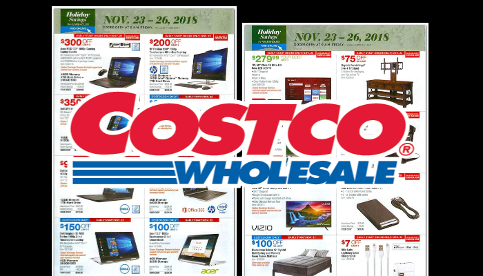 31659cd8e1 Costco Black Friday Ad 2018