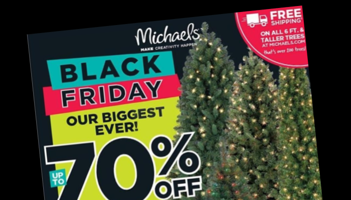 Michaels Black Friday Ad 2018 | Deals, Store Hours & Ad Scans