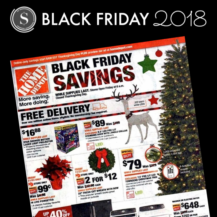 Home Depot Black Friday Ad 2019 | Deals, Store Hours & Ad ...