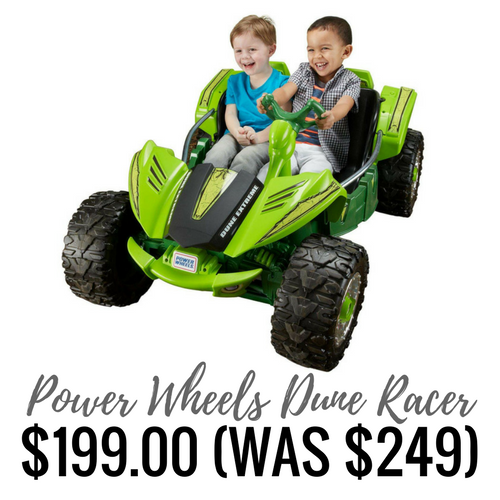 Nov 20,  · Best Price on Walmart: download-free-daniel.tk Black Friday Online Sale Power Wheels Dune Racer Extreme, Green Ride-On Vehicle Cyber Monday For