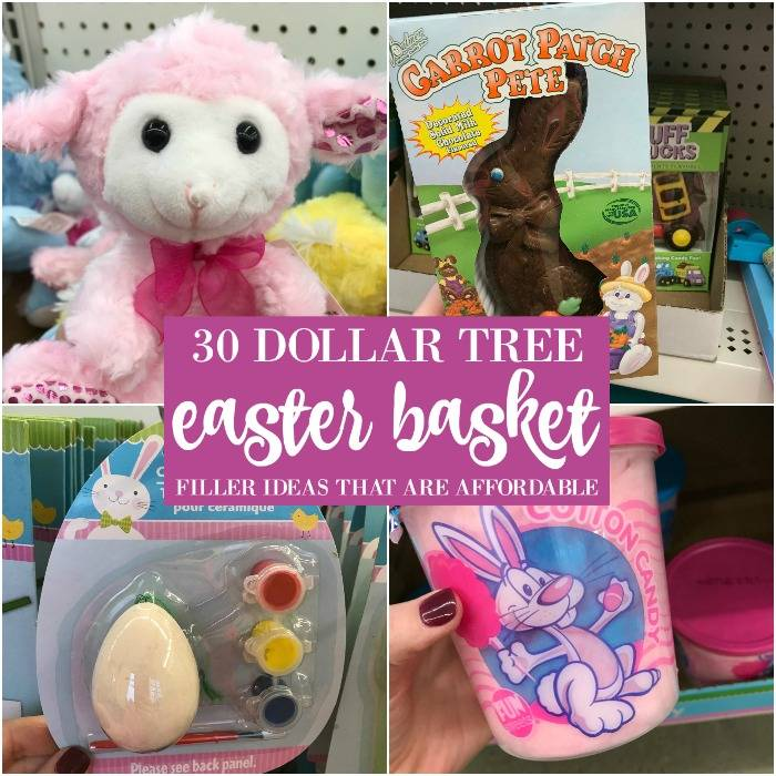 30 easter basket filler ideas from the dollar tree passion for savings easter basket filler ideas from the dollar tree cheap easter basket fillers and cute easter basket ideas fill easter baskets for kids under 10 negle Choice Image
