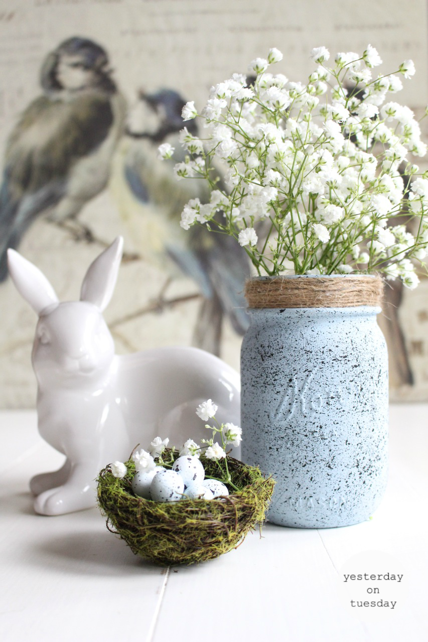 13 Easy Easter Decorating Ideas Table Decorations Passion For
