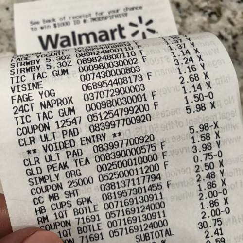 Walmart Savings Catcher App | How to Redeem Receipts for Gift Cards