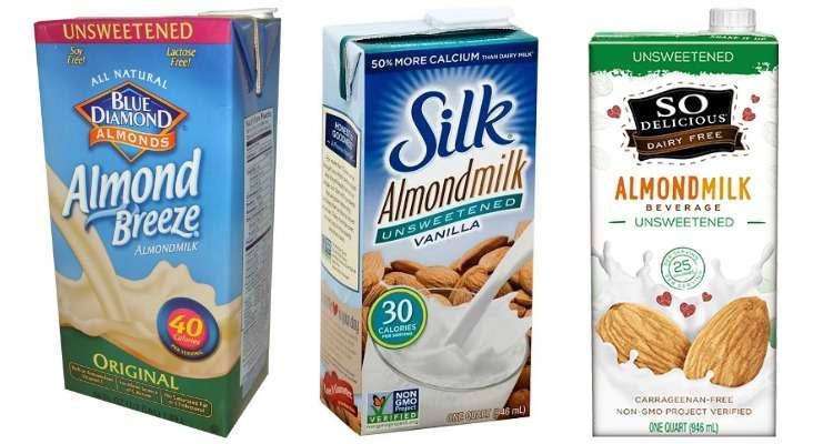 Printable Almond Milk Coupons for Almond Milk