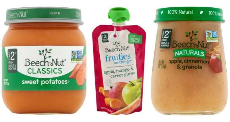 Printable Beechnut Coupons for Baby Food Jar and Pouches