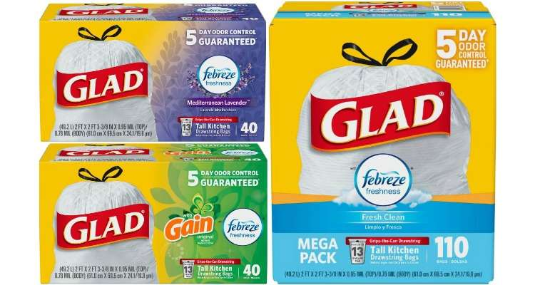 image relating to Glad Trash Bags Printable Coupon referred to as Pleased Trash Bag Coupon codes Help save By now with these types of Printable Coupon codes!