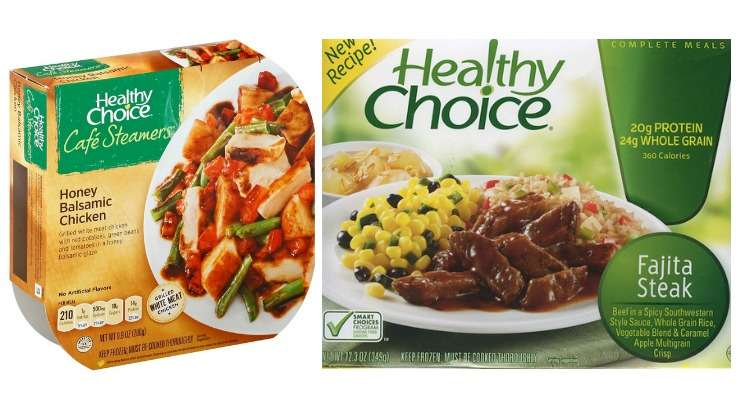 Printable Healthy Choice Coupons for Frozen Meals