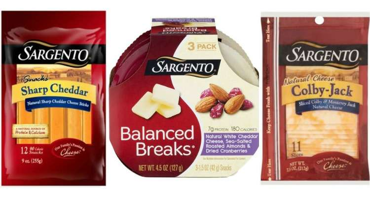 Printable Sargento Coupons for Cheese