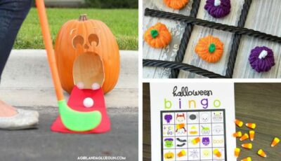 The Best Halloween Games for Kids to Play at Your Next Party