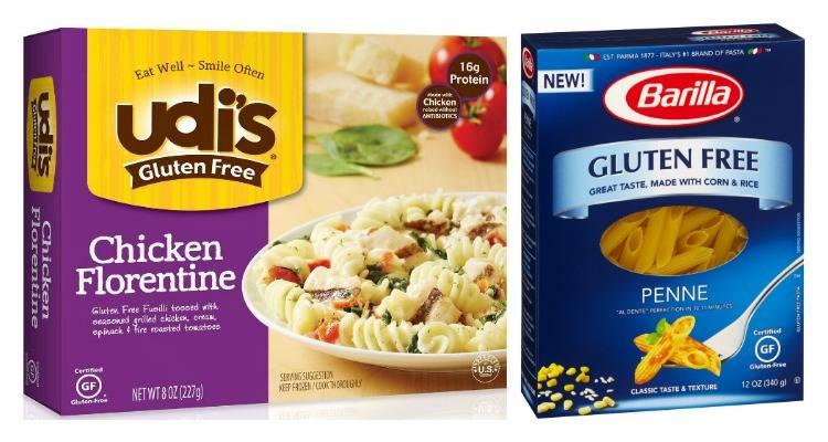 Printable Gluten Free Coupons