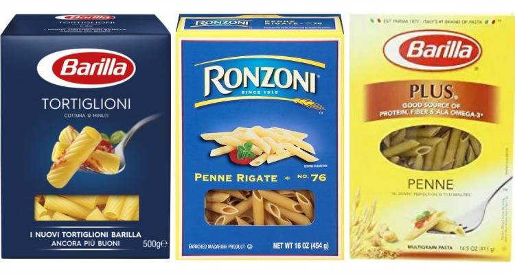 Printable Pasta Coupons