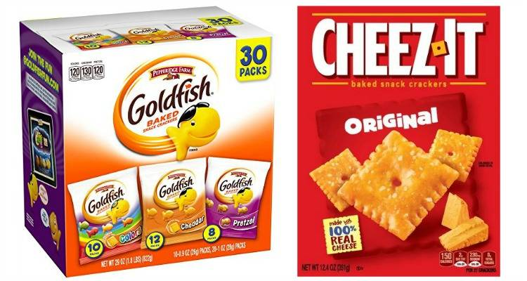 Printable Snack Coupons