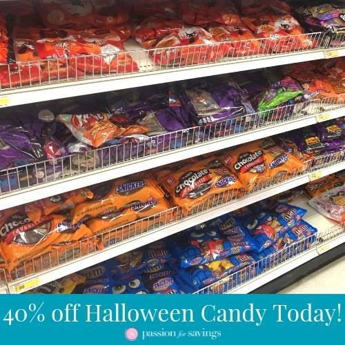 HOT! 40% off Target Halloween Costumes \u0026 Candy Today Only!