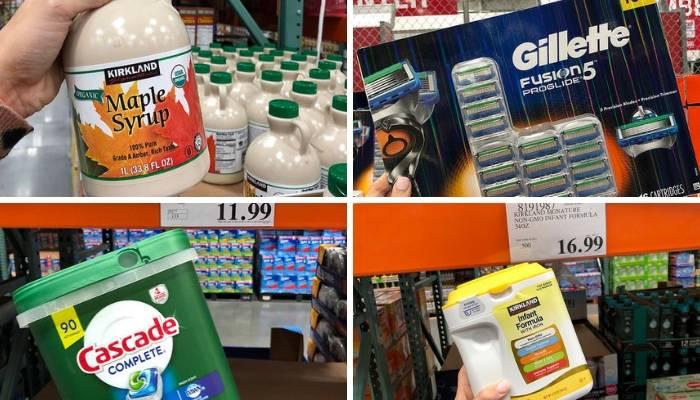 Save buying bulk
