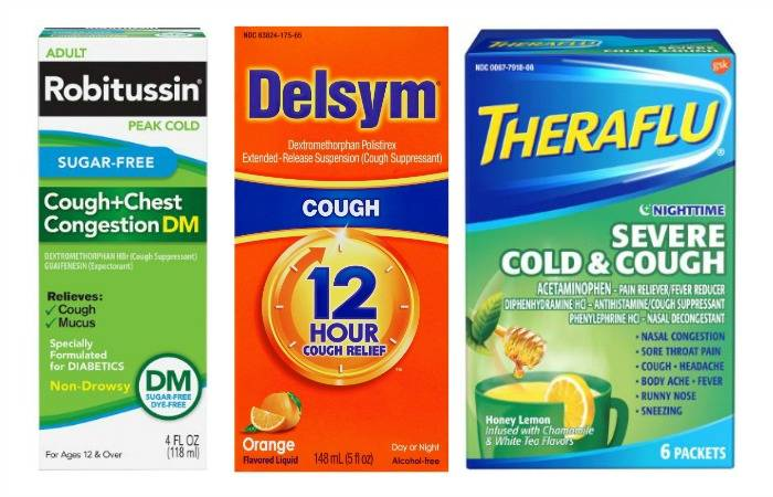 Printable Cough Medicine Coupons