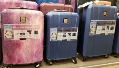 Oasis Luggage Sets