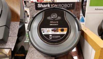 Shark Vacuums Featured