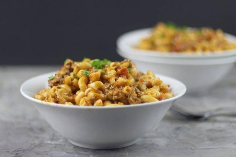 pasta budget meals