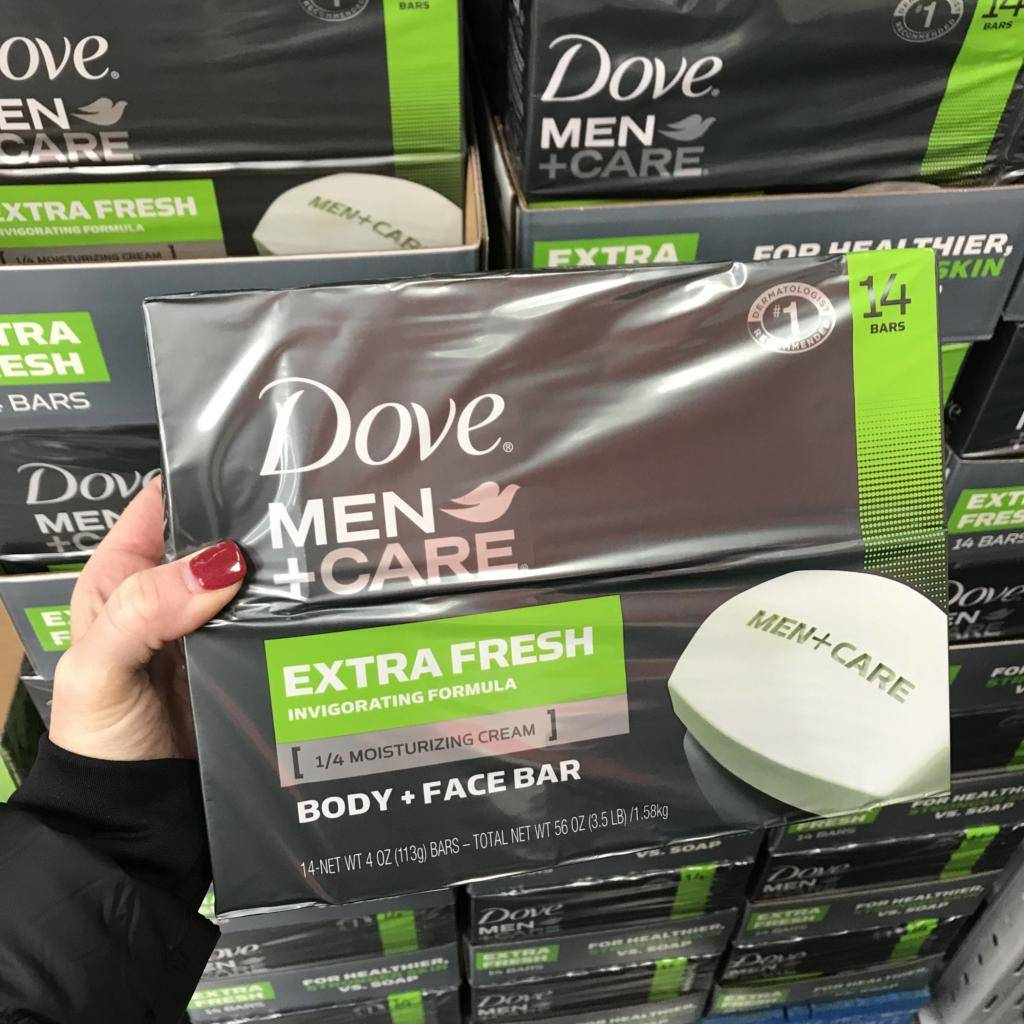 Dove Men+Care Sam's Club Rewards - Buy 2 and Earn a Gift Card to Sam's