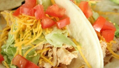 Shredded Chicken Tacos In The Instant Pot