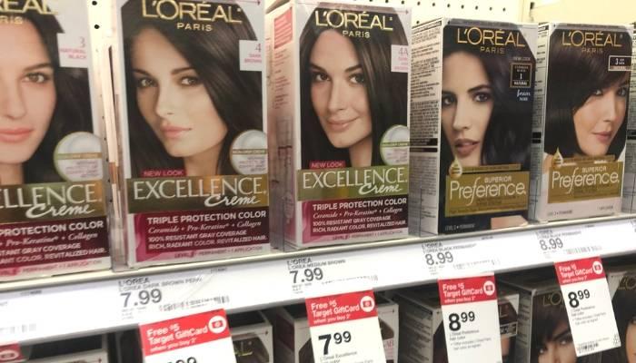 L Oreal Hair Color Coupons Best Sales Cheap Deals