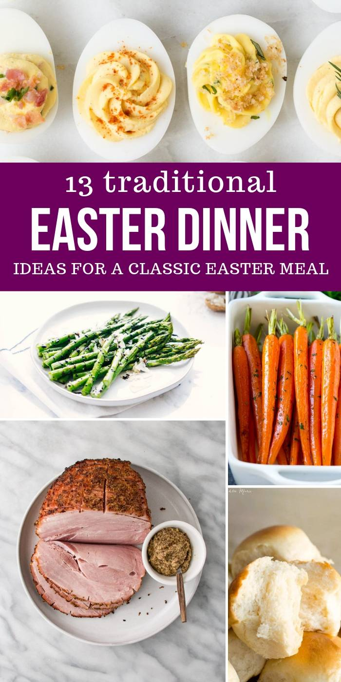 traditional easter recipes