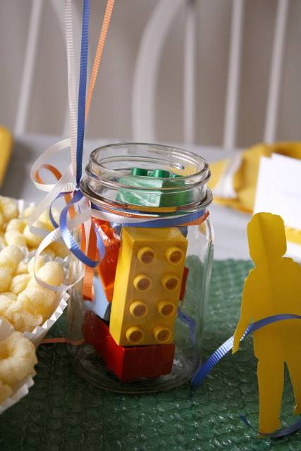 Lego Decorations for Table