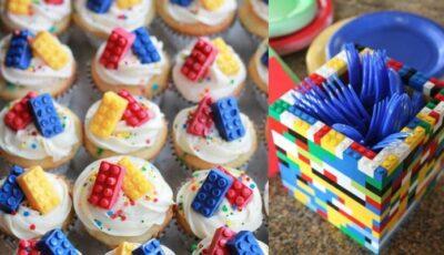 20 Brilliant LEGO Birthday Party Ideas for Kids!