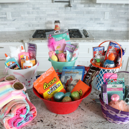 Easter Basket Ideas for Teens that are Cheap and Creative