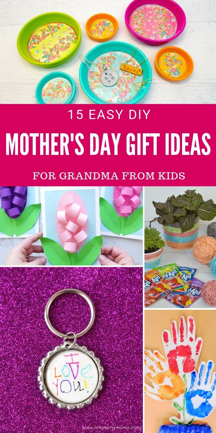 grandma mother's day gift ideas