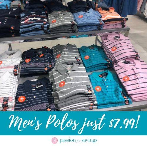 0015b5079adb JCPenney Men's Clearance! Polos Just $7.99 & More!
