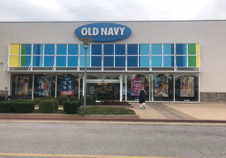 Old Navy store front