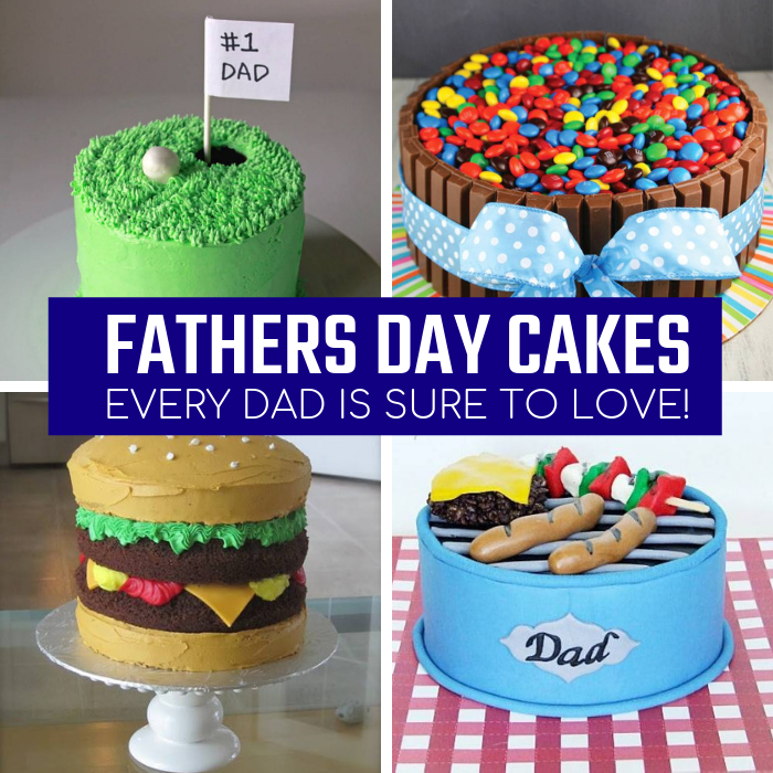Fathers Day Cake Recipes