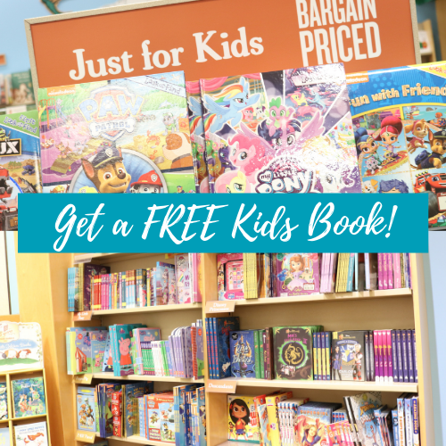 FREE Book for Kids with the Barnes & Noble Summer Reading Program
