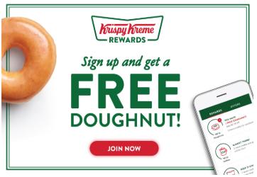 image regarding Krispy Kreme Printable Coupons referred to as Rejoice Countrywide Espresso Working day at Krispy Kreme upon September