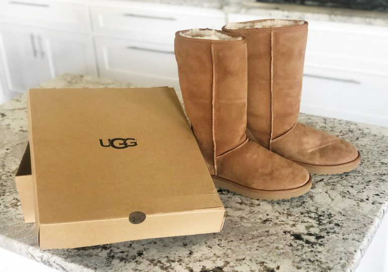 Ugg Deals - Brown Boots