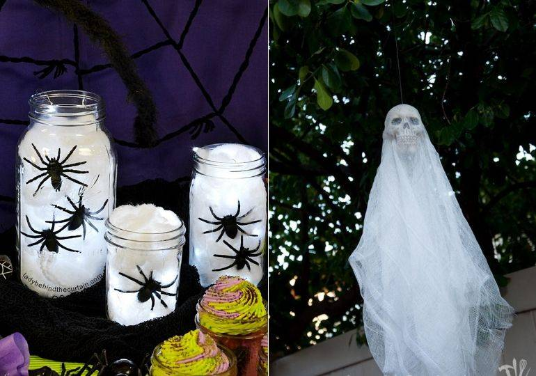25 Spooky Halloween Party Decor Ideas! , Passion For Savings