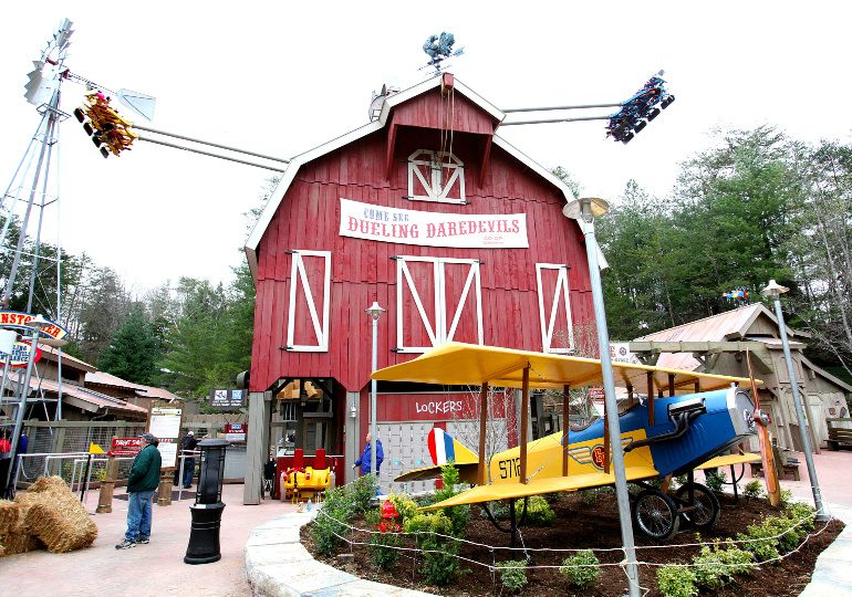 Free Dollywood Tickets