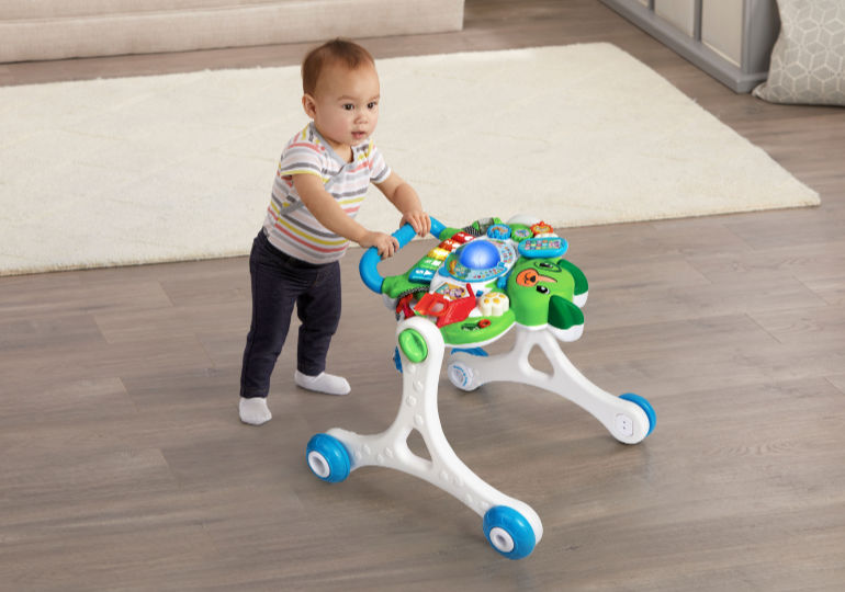 LeapFrog Scout's Get Up & Go Walker