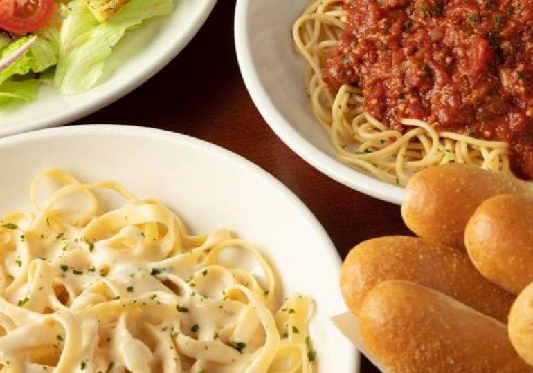 $1 Kids Meal Olive Garden