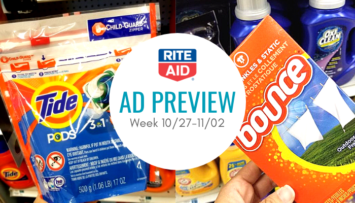 Rite Aid Christmas Hours.Rite Aid Ad Preview Shopping List For 10 27 19 11 02 19