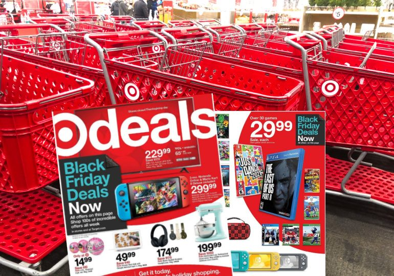 Best Target Black Friday Deals